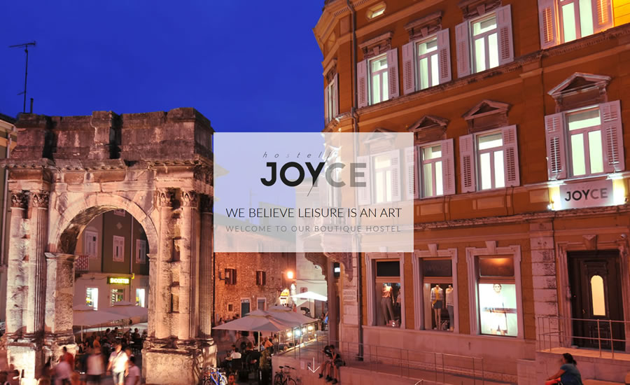 Boutique Hostel Joyce